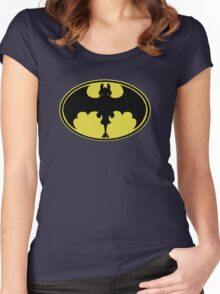 NaNaNa Toothless Women's Fitted Scoop T-Shirt