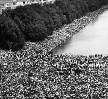 Martin Luther King Jr. - MLK I Have A Dream Speech Sticker
