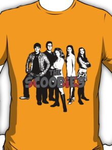 BTVS CAST (S1): The Scoobies! T-Shirt