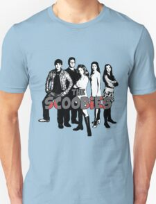 BTVS CAST (S1): The Scoobies! Unisex T-Shirt