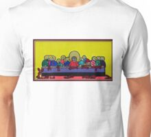 The Last (Lobster) Supper Unisex T-Shirt
