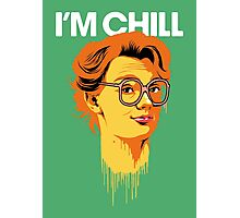 Chill Barb Photographic Print