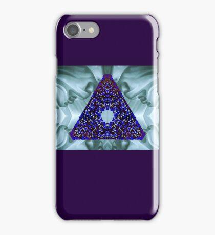 Pyramid Aura. VividScene iPhone Case/Skin