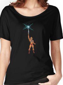 He-man Women's Relaxed Fit T-Shirt