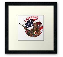 Camacho Framed Print