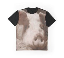 Who's Porky Graphic T-Shirt