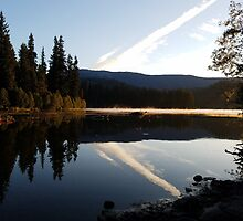 Clear Lake, Washington  by Stacy Colean