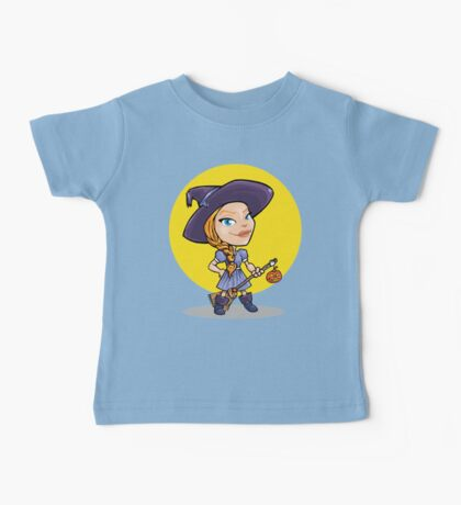 Country Witch Baby Tee