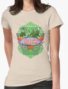 Peach Music Festival 2016 Womens Fitted T-Shirt