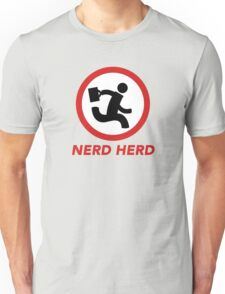 Nerd Herd 1 Unisex T-Shirt