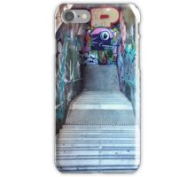 The Spanish Steps. To go or not to go. Subway graffiti. iPhone Case/Skin