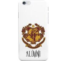 Ilvermorny Alumni iPhone Case/Skin