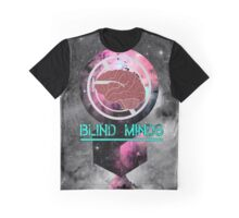Blind Minds Galaxy  Graphic T-Shirt