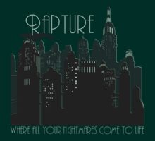 Rapture Skyline by TPdesigns