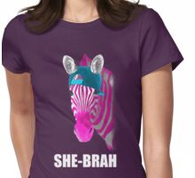 She-Brah Womens Fitted T-Shirt