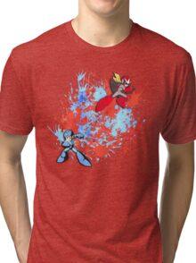 Mega & Proto Tri-blend T-Shirt