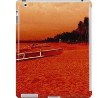 Burn, Baby Burn iPad Case/Skin