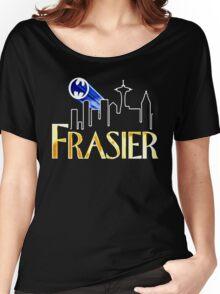 FRASIER Women's Relaxed Fit T-Shirt