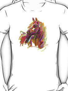 Cool T shirt  Horse  true colors T-Shirt