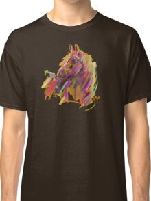 Cool T shirt  Horse  true colors Classic T-Shirt