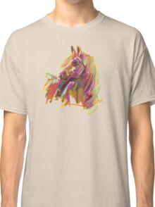 Cool T shirt  Horse  true colors Classic T-Shirt