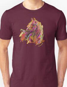 Cool T shirt  Horse  true colors Unisex T-Shirt