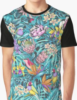 Stand Out! (cool teal) Graphic T-Shirt
