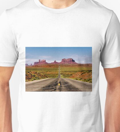 Monument Valley, Utah. Unisex T-Shirt