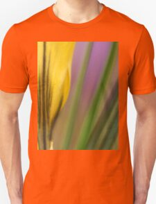 First flowers of the year in macro Unisex T-Shirt