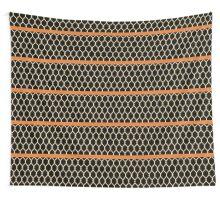 Basketball Net Pattern Wall Tapestry
