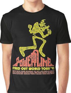powerline Graphic T-Shirt