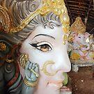Hindu Icon by Andrew  Makowiecki