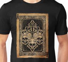 Ace of Spades Death Card Unisex T-Shirt