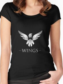 Wings Gaming Dota 2 Women's Fitted Scoop T-Shirt