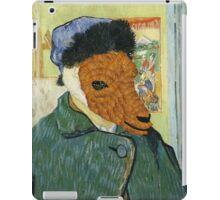 Vincent Van Goat iPad Case/Skin