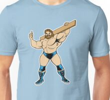 HEY THERE TOUGH GUY! Unisex T-Shirt