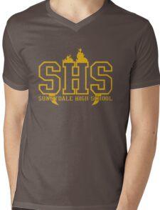 Sunnydale High School Mens V-Neck T-Shirt
