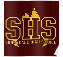 Sunnydale High School Poster