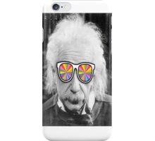 keep smart wearing glass iPhone Case/Skin