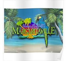 jimmy buffet margaritaville best animation design ampyang Poster
