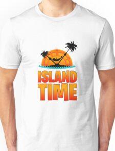 jimmy buffett island time ampyang Unisex T-Shirt