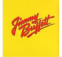 jimmy buffett logo vector ampyang Photographic Print