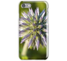 Echinops iPhone Case/Skin