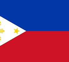 Philippines Colors (Horizontal) by Sinubis
