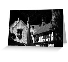 Coe Hall Historic House Museum | Upper Brookville, New York Greeting Card