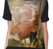 Kiss From A Rose Chiffon Top