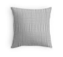 Weaving - Ash Throw Pillow