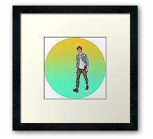 Remus Lupin Framed Print