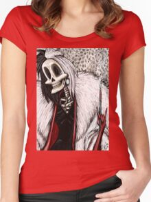 The Pet Lover Women's Fitted Scoop T-Shirt
