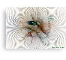 FOCUS ON THE MAIN THING Canvas Print